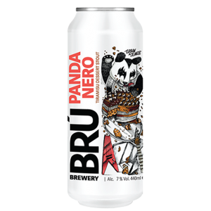 BRÚ PANDA NERO CAN