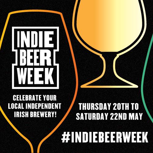 BRÚ is Taking Part in Indie Beer Week 2021! thumbnail
